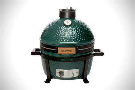 big green egg minimax grill hiconsumption