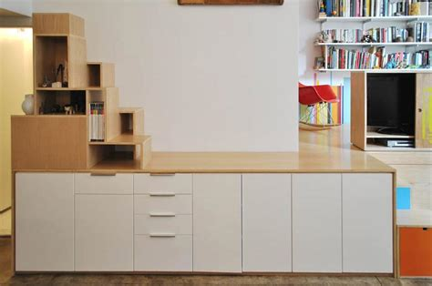efficiency apartment furniture studio apartment renovation by porterfanna architecture