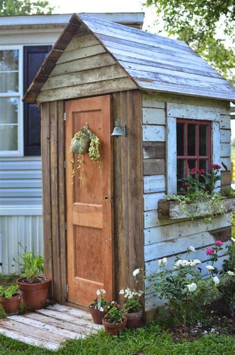 potting sheds ideas  pinterest garden sheds