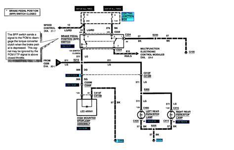 service manual pdf 2002 ford explorer sport electrical