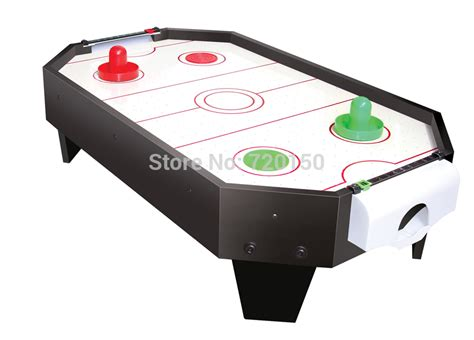 electric air hockey table air hockey table ice hockey table with electric colour