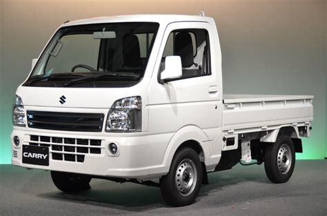 suzuki pickup 2014 new gen suzuki carry launches in japan