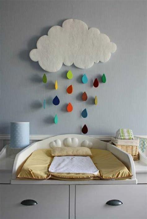 babyzimmer wolken moderne und wundersch 246 ne babyzimmer dekoration