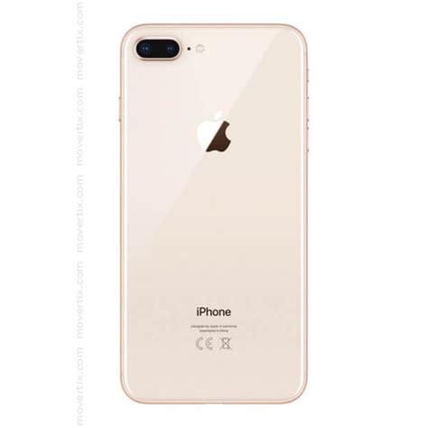 apple iphone 8 plus gold 256gb 0190198455949 movertix mobile phones shop