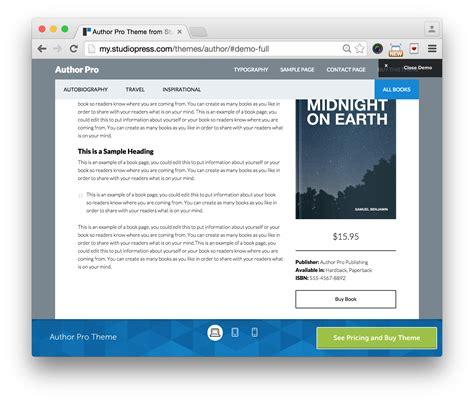 Studiopress Infinity Pro V1 1 2 studiopress author pro theme 25 v1 0