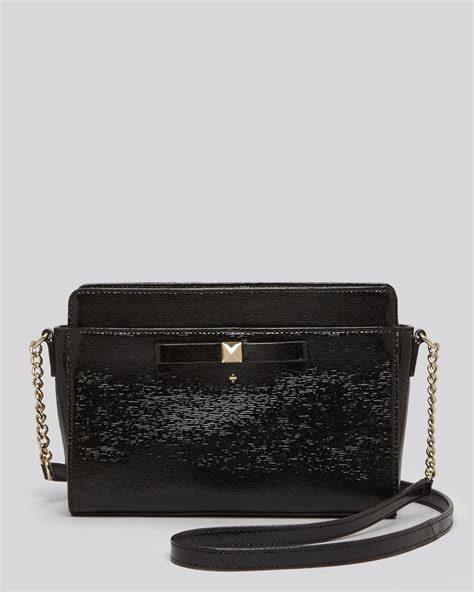 Kate Spade Devaney Black kate spade crossbody beacon court in black lyst