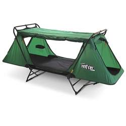 Cot Canopies by Kamp Rite Single Or Double Original Tent Cot 334121 Cots