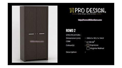 Lemari Es 2 Pintu Dibawah 2 Juta lemari minimalis 2 pintu rowd 2 roma pro design