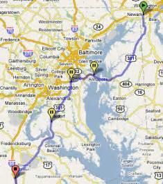 the baltimore washington alternative i 95 exit guide
