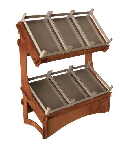 scaffali espositori scaffali in legno cemab srl espositori in legno ad