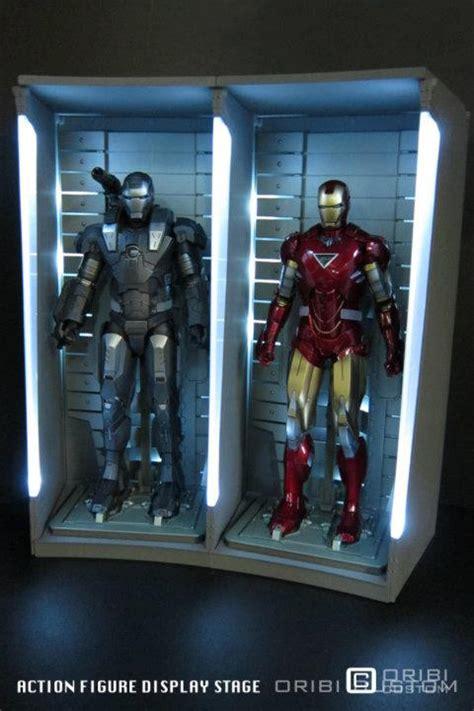 Kartu Non Official Semi Transparan 3 oribi iron display stage for 1 6 toys or others