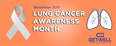lung cancer awareness month lung cancer awareness event cancer awareness events