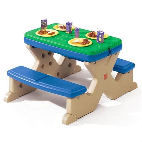 step2 naturally playful sand and water table step2 naturally playful picnic play table