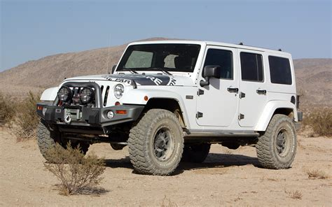 Jeep Wrangler Unlimited Upgrades Jeep Wrangler Unlimited Rubicon Technical Details History