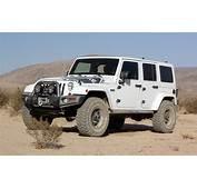 Xplore 2012 Jeep Wrangler Unlimited Rubicon Rear Three