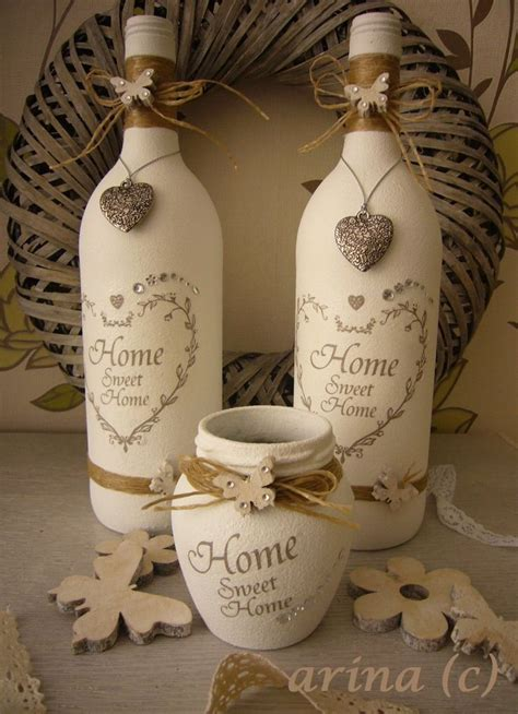 wine bottle l ideas 25 best ideas about decorated bottles on pinterest