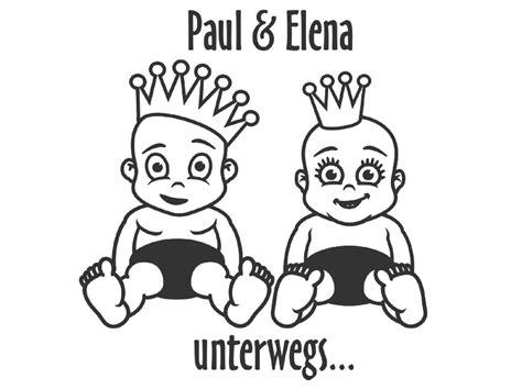 Autoaufkleber Baby Zwillinge zwillinge autoaufkleber baby auto aufkleber