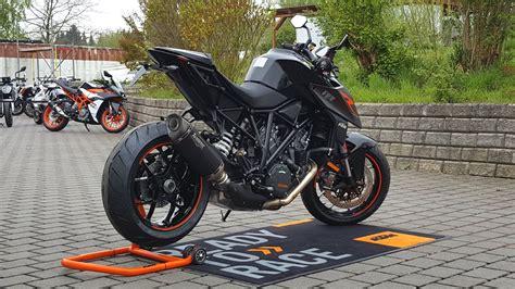 Motorrad Fuchs Bewertung by Umgebautes Motorrad Ktm 1290 Duke R Biker S