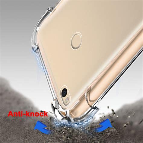 Anti Xiaomi Mi Mix Soft Back Anti Knock Murah ultra thin anti drop anti knock protective back for