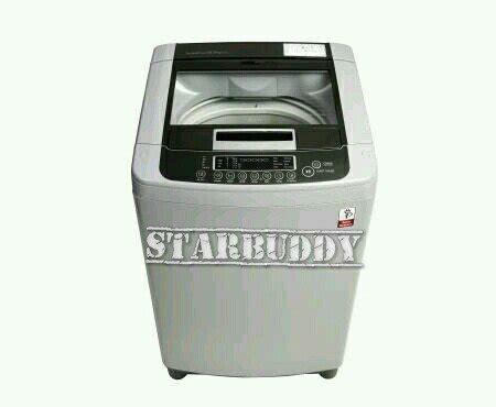 Mesin Cuci Lg Di Hypermart jual lg mesin cuci ts75vm top loading 7 5 kg harga promo di lapak starbuddy starbuddy