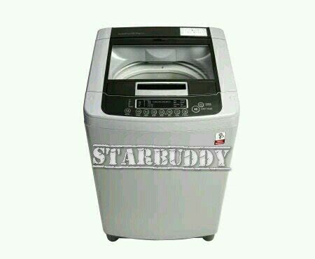 Lg Mesin Cuci 7 5 Kg jual lg mesin cuci ts75vm top loading 7 5 kg harga promo