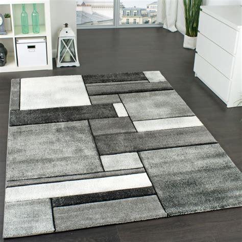 ebe tappeti designer teppich kariert wohnzimmer teppich modern real