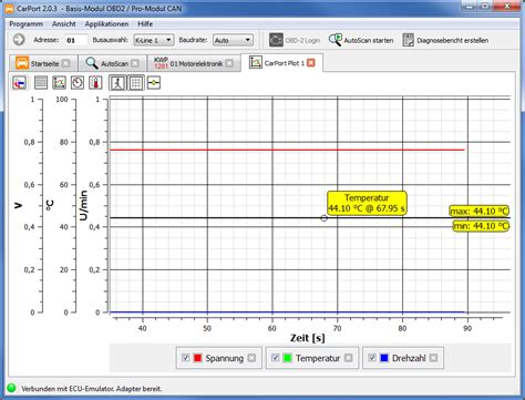 carport diagnose carport funktionen der fahrzeugdiagnose software obd