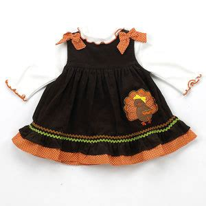 thanksgiving baby dress expecting a turkey baby clothing for your thanksgiving