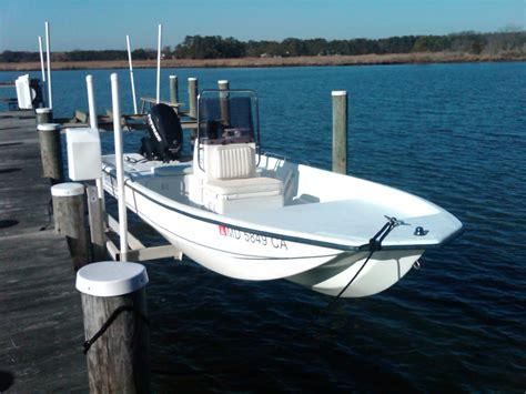 skiff boat ideas 2007 outer banks skiff 16ft boston whaler carolina