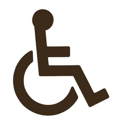 hewi nylon handicap restroom symbol