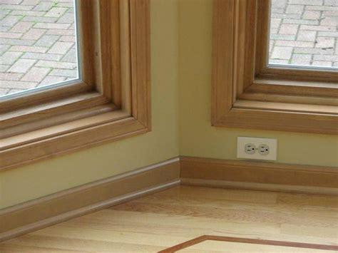 restaining wood trim 25 best ideas about wood baseboard on pinterest diy