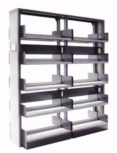 Rak Buku Stainless rack perpustakaan code lr stainless steel indonesia