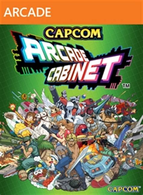 Capcom Arcade Cabinet by Capcom Arcade Cabinet Achievements List Xboxachievements