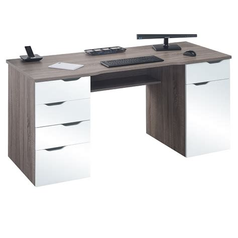 cheap white computer desk white computer desk shop for cheap office supplies and