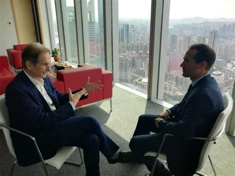 consolato italiano pechino cina claudio pagliara pechino intervista il console