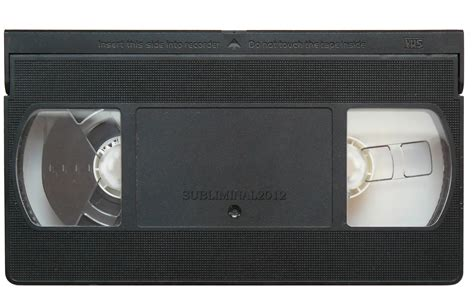 Or Vhs Vhs Png By Subliminal2012 On Deviantart