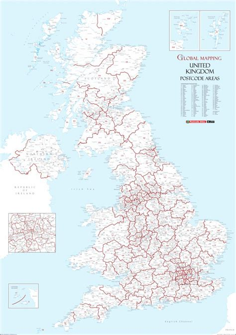 printable area of a4 51 best postcode maps images on pinterest wall maps