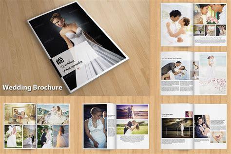 indesign wedding brochure v114 brochure templates