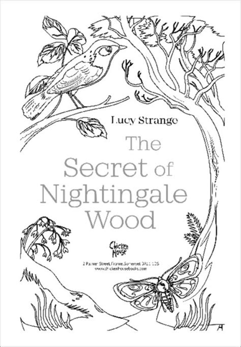 the secret of nightingale the secret of nightingale wood scholastic shop