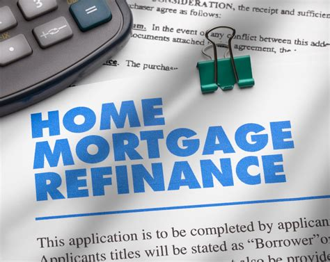 how to refinance a home loan