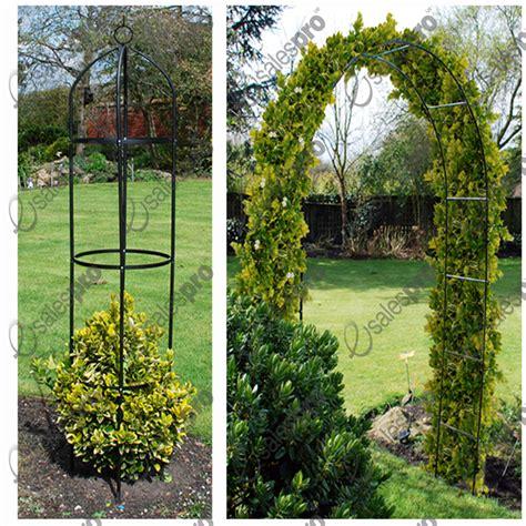 Garden Arch Ebay Uk Garden Arch Obelisk Trellis Feature Climbing Plant Roses