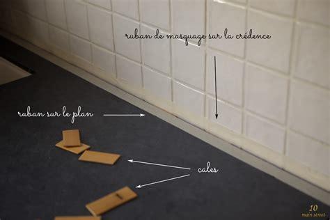 joint plan de travail cuisine joint plan de travail mur dootdadoo com id 233 es de