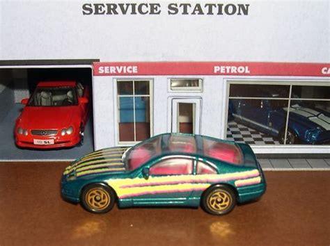 matchbox nissan 300zx matchbox cars nissan 300zx 1 64 1994 mint ebay