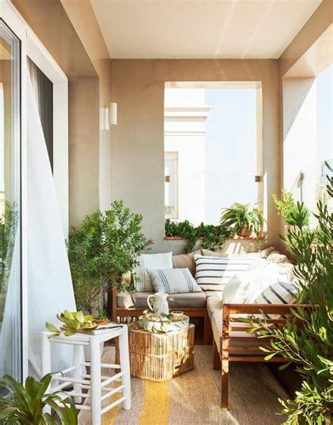 schmaler balkon 1001 unglaubliche balkon ideen zur inspiration
