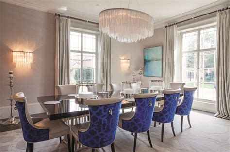 uber rooms the vicarage by uber transitional dining room by the society of