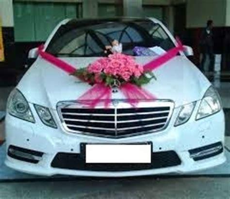 desain bunga mobil pengantin dekorasi kartini hiasan bunga untuk mobil pengantin