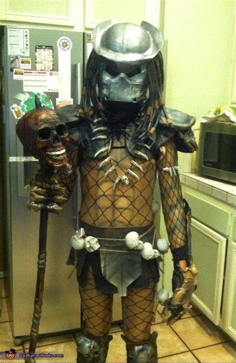 predator halloween costume contest  costume workscom