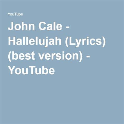 best hallelujah version 17 best ideas about hallelujah lyrics on song