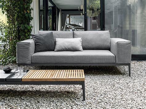 Gloster Split Teak Outdoor Dining Table By Henrik Pedersen Gloster Outdoor Furniture
