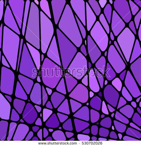 Stained Glass Purple abstract vector stainedglass mosaic background purple